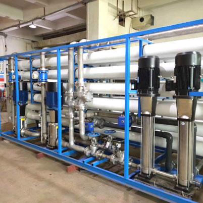 300T/D填埋场渗滤液处理设备