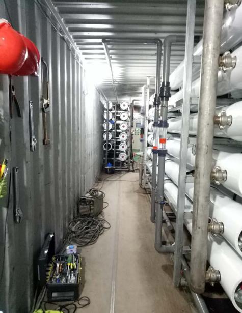 渗滤液处理设备