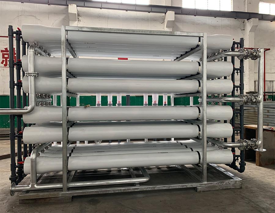 100T/D填埋场渗滤液处理设备