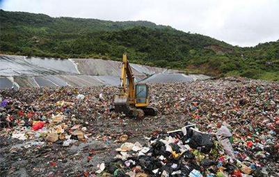 垃圾填埋场渗滤液处理
