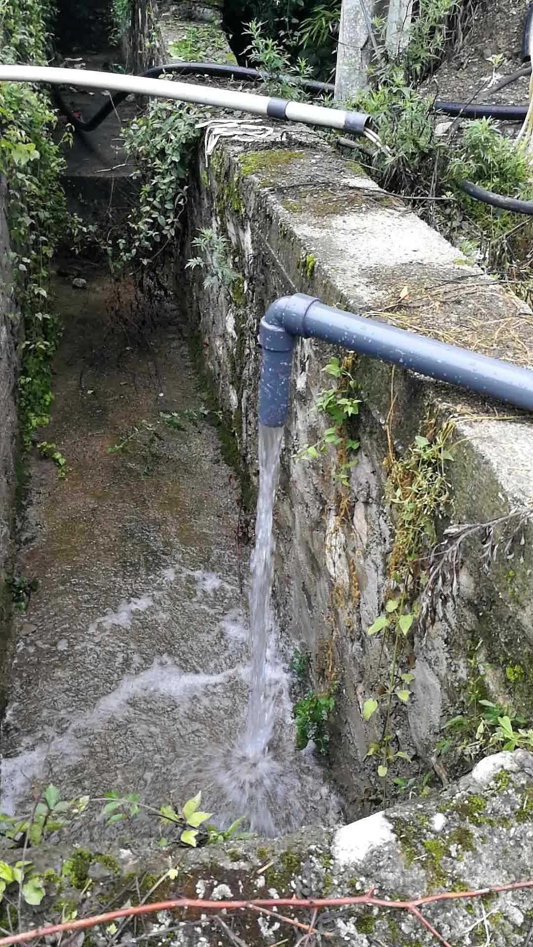 湖北神农架林区垃圾渗滤液处理案例实景