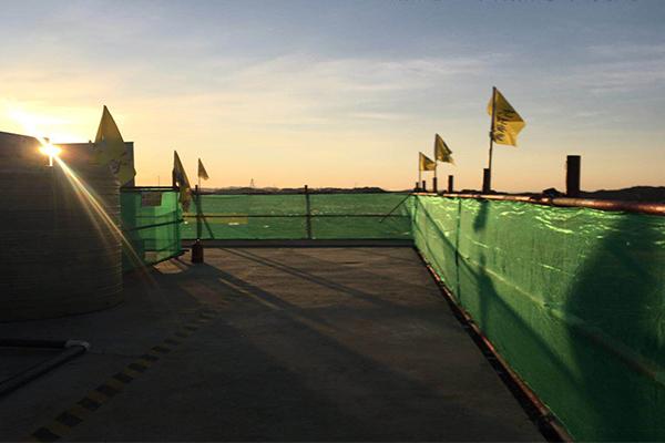 黑龙江省 哈尔滨市黑河垃圾渗滤液处理项目实景