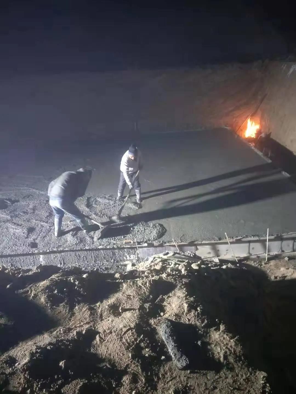 固原市生活垃圾填埋场渗滤液应急处理设备投入运行