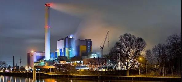 垃圾发电厂